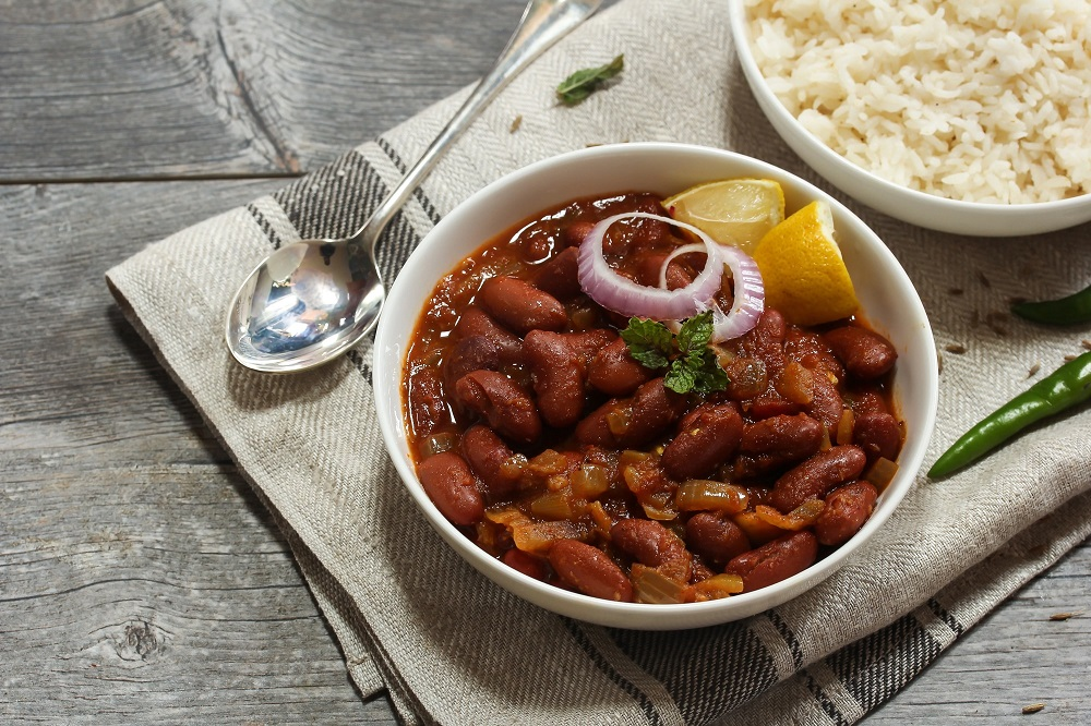 Healthy Instant Pot Low-Fat Rajma Masala