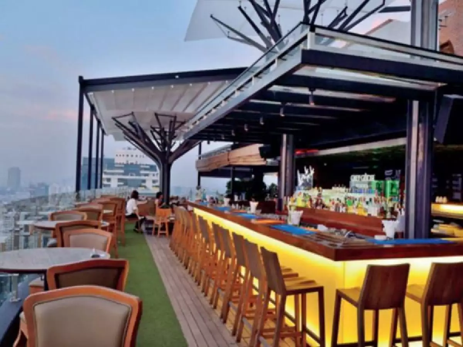 The Benefits Of The Rooftop Bars
