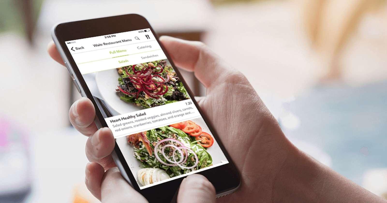 Key things to consider before ordering food online.