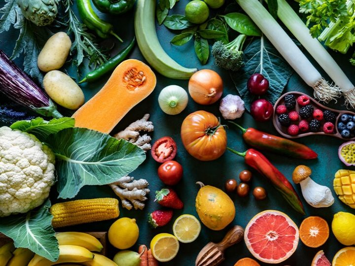 Eat The Rainbow: Different Colors For Different Nutrients
