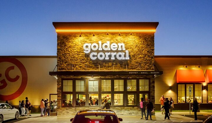 The food and environment of Golden Coral